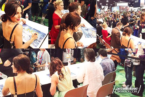 --July 26th (2014) l Event: San Diego Comic Con 2014