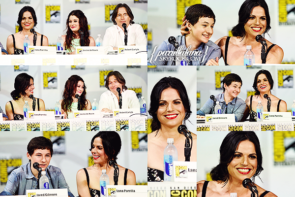 --July 26th (2014) l Event: San Diego Comic Con 2014