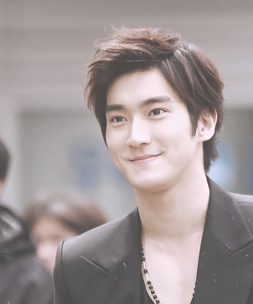 OS SJ.10 SUPER JUNIOR : JOYEUX NOEL SIWON !