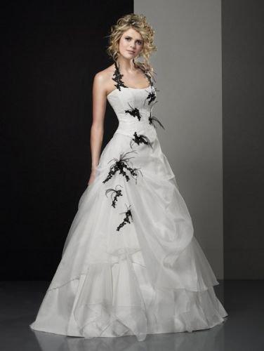 robes de mari e avec des touches noires blog de