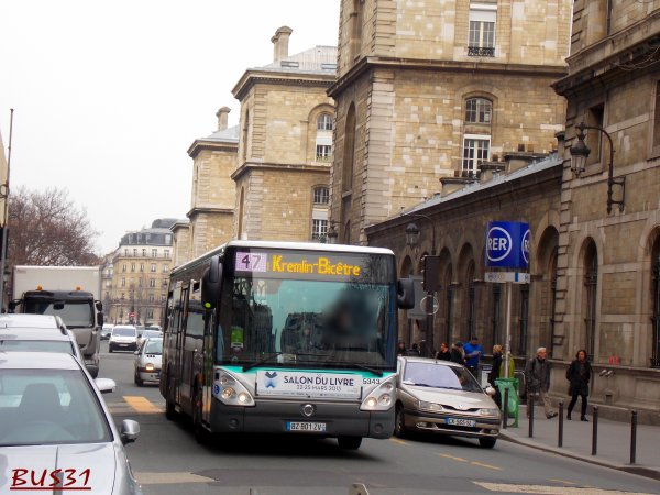 Irisbus Citelis 12