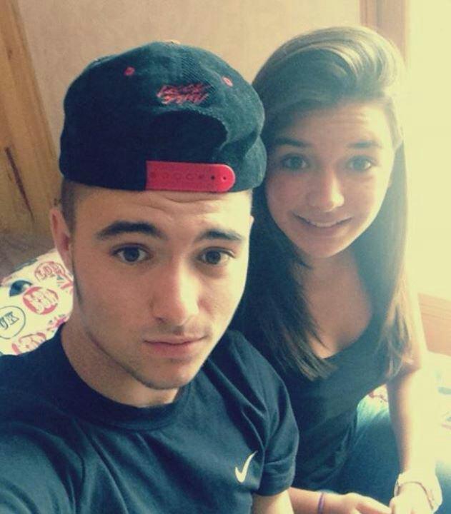 Avec Ma cousine Adorée