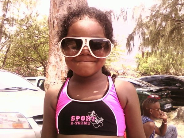 ma première fille