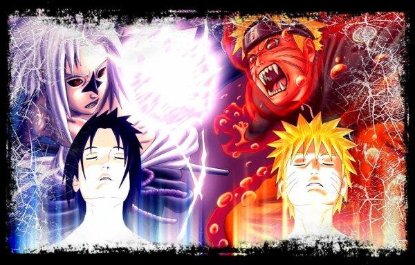 Retrouvailles [Sasuke/Naruto] [One-Shot]