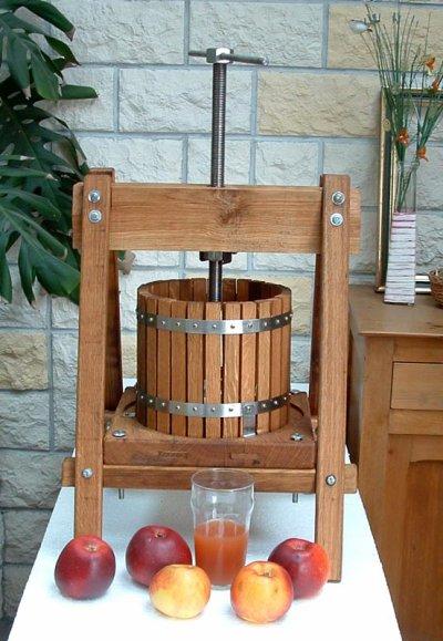 pressoir 6 litres