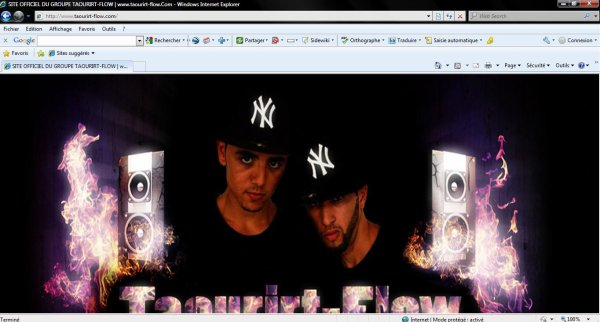 WebSite Officiel de Taourirt-Flow est Disponible