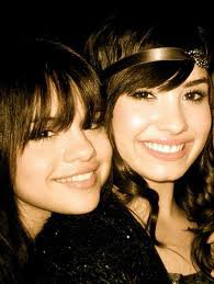 Selena Gomez & Demi Lovato. ♥