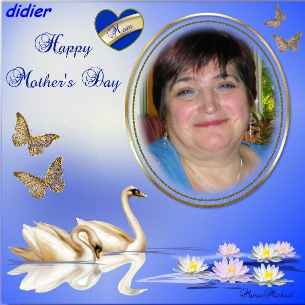 Une bonne fete des mamans a ma cherie blog de didier et liliane - Bonne fete cheri ...
