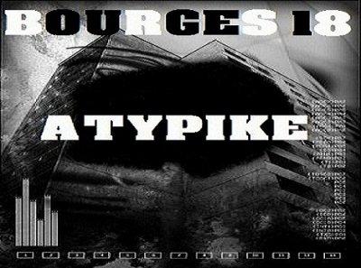 ATYPIKE - J'VIENT RAPPER LA VERITER (2011)