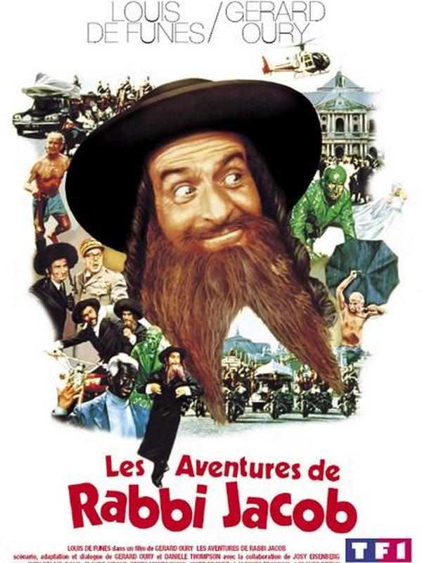 Les Aventures de Rabbi Jacob (1973)