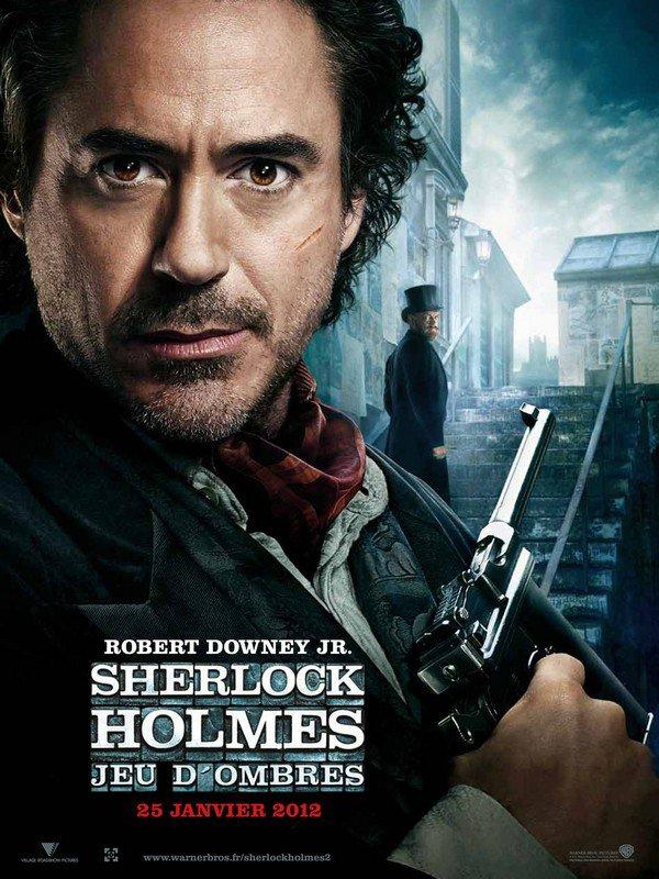 Sherlock Holmes : Jeu d'ombres (2011)