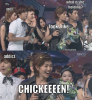 onew chicken!!!!!!!!!