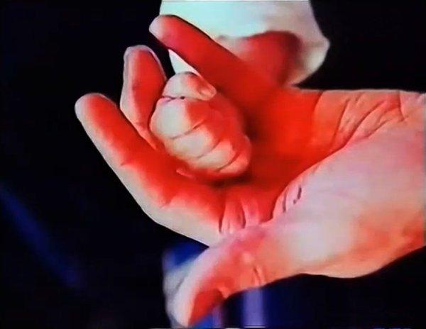 """Hold My Hand..."""