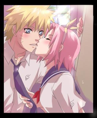 Sakura avoue ses sentiment à Naruto