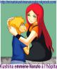Kushina emmène Naruto à l'hôpital