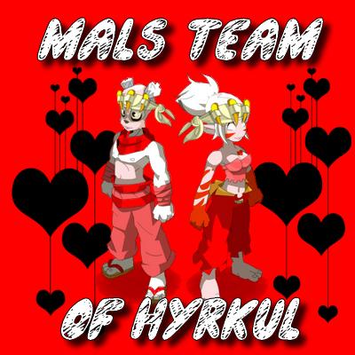 Mal's Team Of Hyrkul