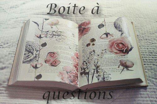Boite à questions