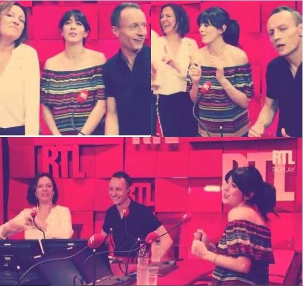 Nolwenn leroy - RTL 26/06/2017