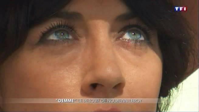 Nolwenn Leroy - TF1 - Audrey Crespo-Mara - Le Tholonet 13 - 18/08/2017