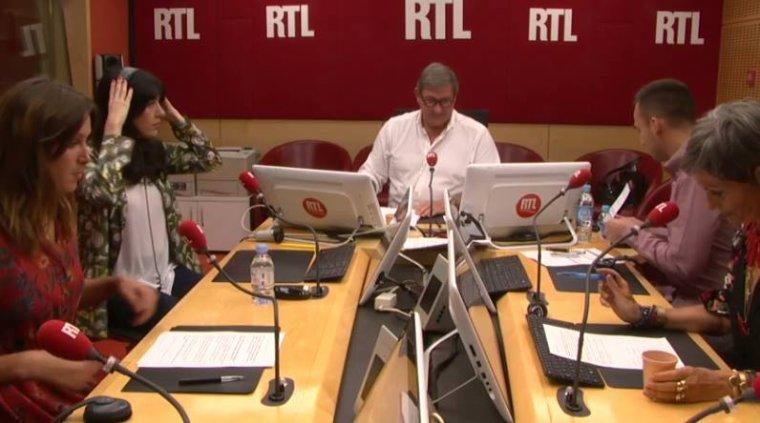 Nolwenn Leroy - RTL 31/08/2017