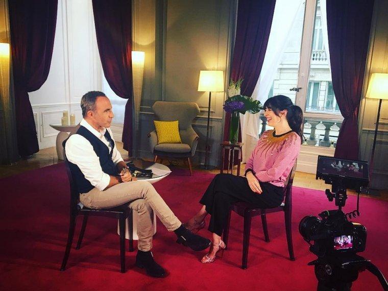 Nolwenn Leroy - Interview pour 50 Min Inside 09/09/2017