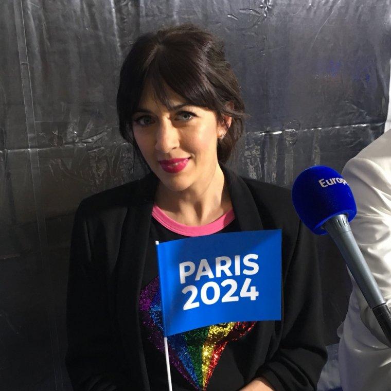 Nolwenn Leroy - Paris, à nous les Jeux, le grand concert - Hôtel de Ville - 15/09/2017