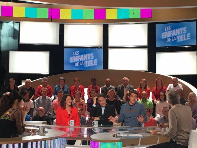 Nolwenn Leroy - France 2 – Les Enfants de la télé 24/09/2017