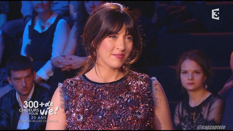 Nolwenn Leroy - France 3 – 300 choeurs pour + de vie 29/09/2017