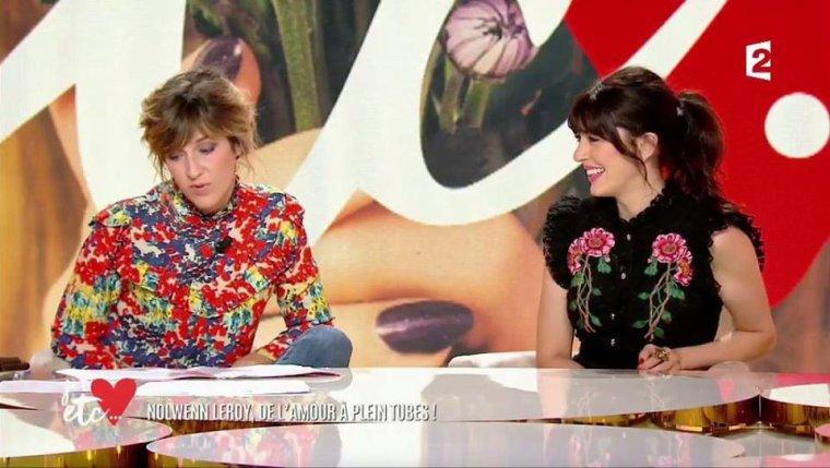 Nolwenn Leroy - France 2 – Je t'aime etc… 03/10/2017