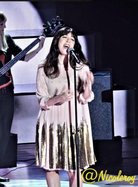 Nolwenn Leroy - M6 – Les 50 chansons préférées des Français 19/10/2017