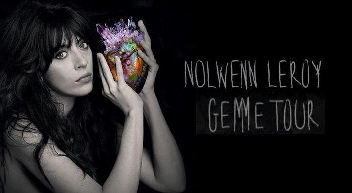 Nolwenn Leroy - Gemme Tour 2018-2019