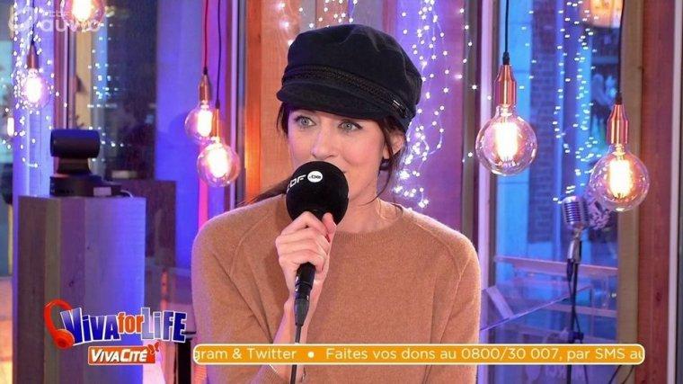 Nolwenn Leroy - Vivacité – Viva for life -La Louvière (Belgique) 17/12/2017