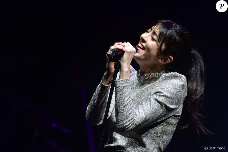 Nolwenn Leroy - Concert – Toutes les femmes chantent contre le cancer - Olympia de Paris 05/03/2018