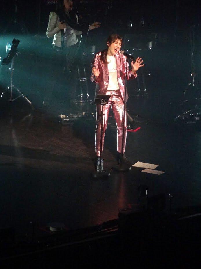 Nolwenn Leroy - Concert Gemme - L'Hermione de Saint-Brieuc 21/03/2018