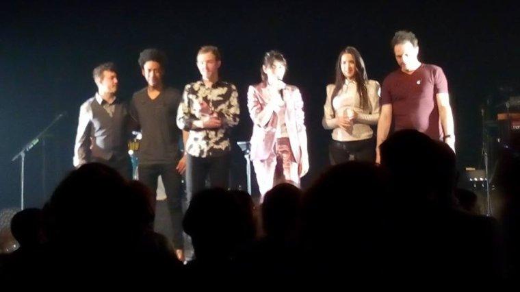 Nolwenn Leroy - Concert Gemme - Espace Avel-Vor de Plougastel 22/03/2018