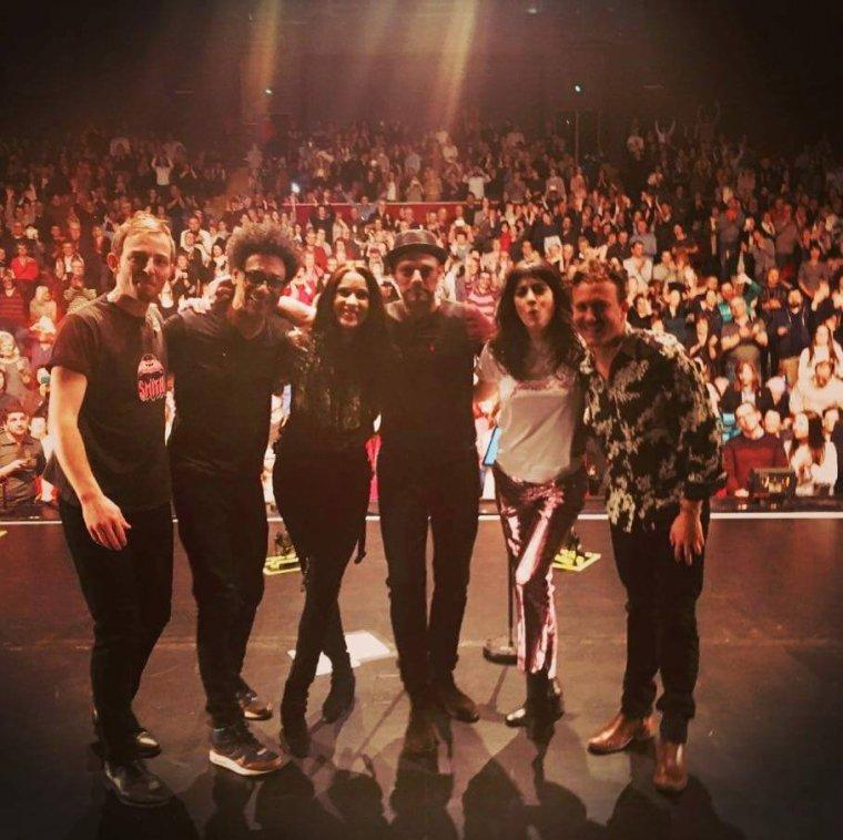 Nolwenn Leroy - Concert Gemme - Espace Malraux à Joué-les-Tours 31/03/2018