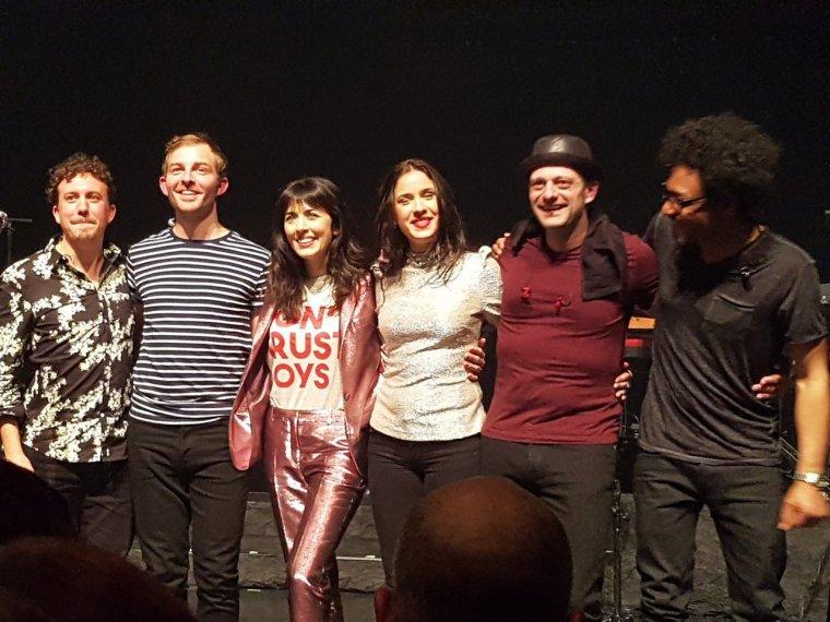 Nolwenn Leroy - Concert Gemme Tour - Casino Barrière de Toulouse 05/04/2018