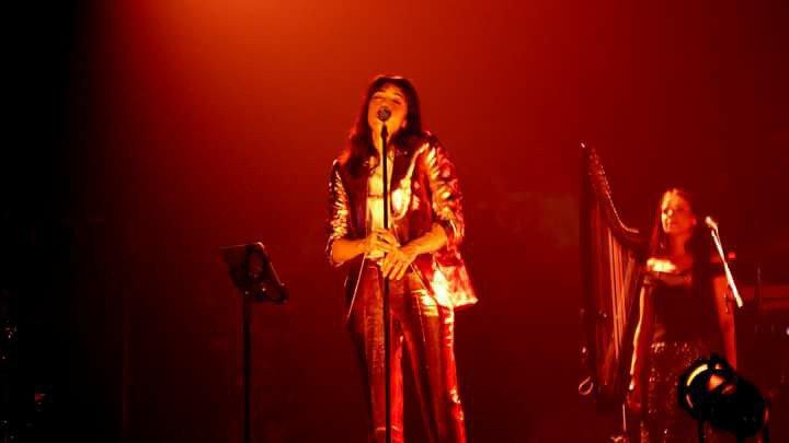 Nolwenn Leroy - Concert Gemme Tour - Théâtre Femina de Bordeaux 06/04/2018