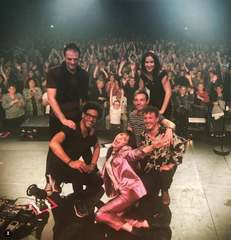 Nolwenn Leroy - Concert Gemme Tour - Espace Gartempe de Montmorillon 07/04/2018