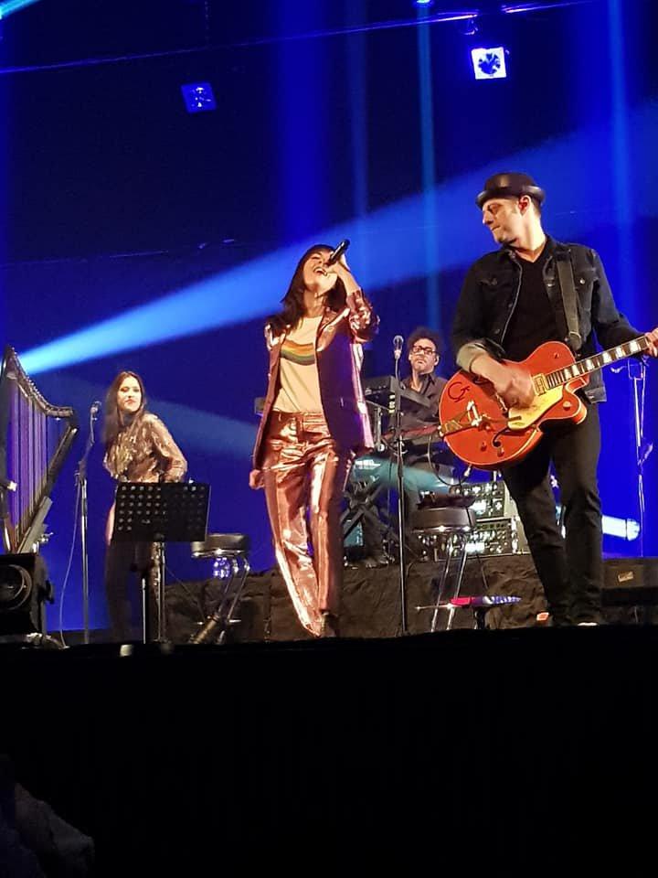 Nolwenn Leroy - Concert Gemme Tour - Le Corum de Montpellier 08/04/2018