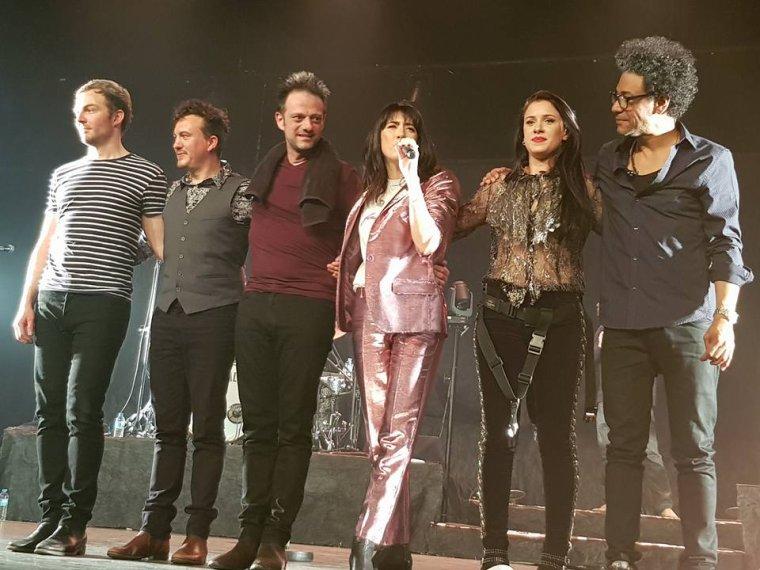 Nolwenn Leroy - Concert Gemme Tour - Le Grand Rex de Paris 12/04/2018