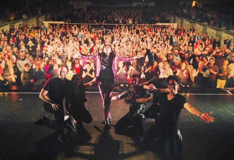 Nolwenn Leroy - Concert Gemme Tour - Cité des congrès de Nantes 13/04/2018