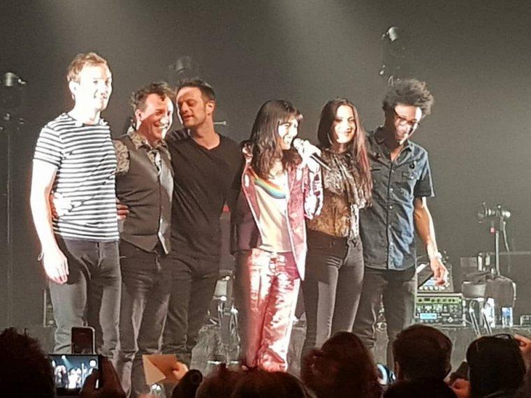 Nolwenn Leroy - Concert Gemme Tour - Carré des Docks - Le Havre 14/04/2018