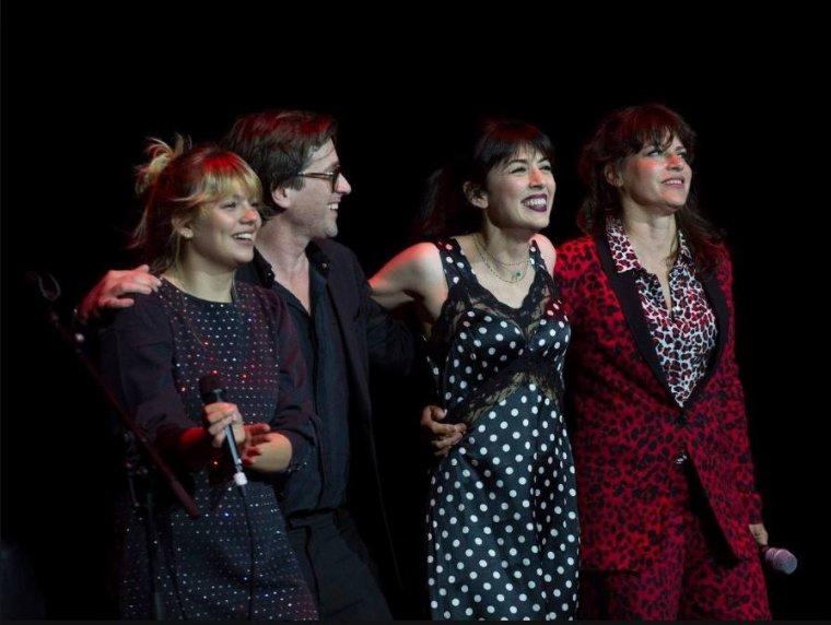 Nolwenn Leroy - Concert Gala French Touch 2018  - Théâtre Amsterdam à Amsterdam (Pays-Bas) 20/04/2018