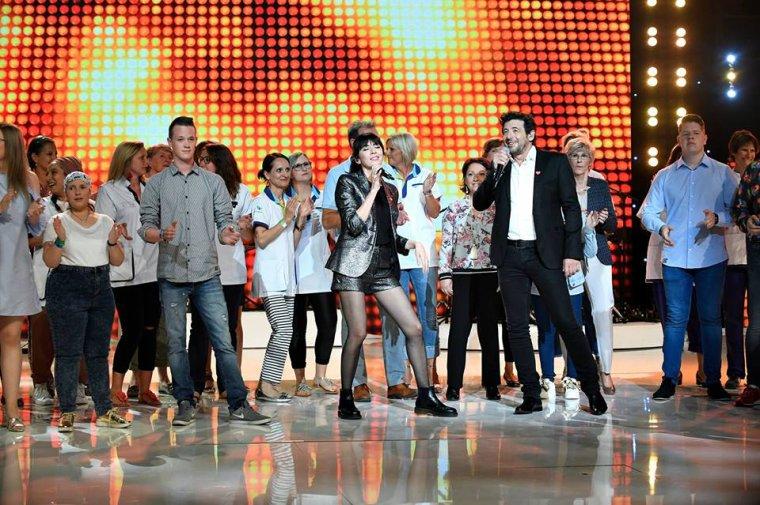 Nolwenn Leroy - RTL TVI – Les 30 ans du Télévie 21/04/2018