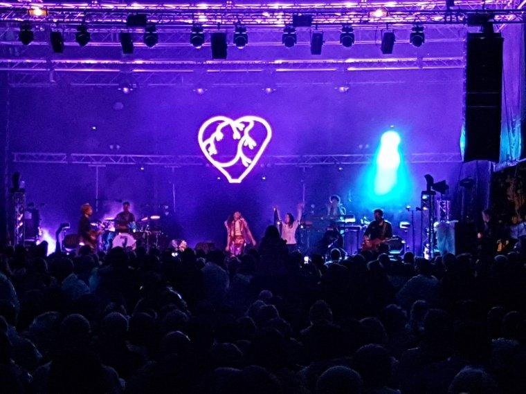 Nolwenn Leroy - Concert Gemme Tour - Festival Sons d'une Nuits d'été à Nuits-Saint-Georges 05/07/2018