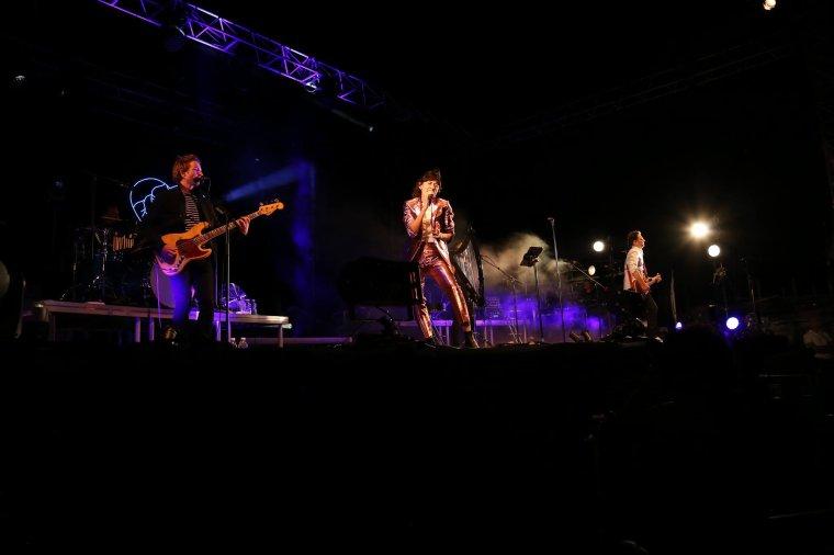 Nolwenn Leroy - Concert Gemme Tour - Festival Sons d'une Nuits d'été à Saint-Pierre sur mer 10/07/2018