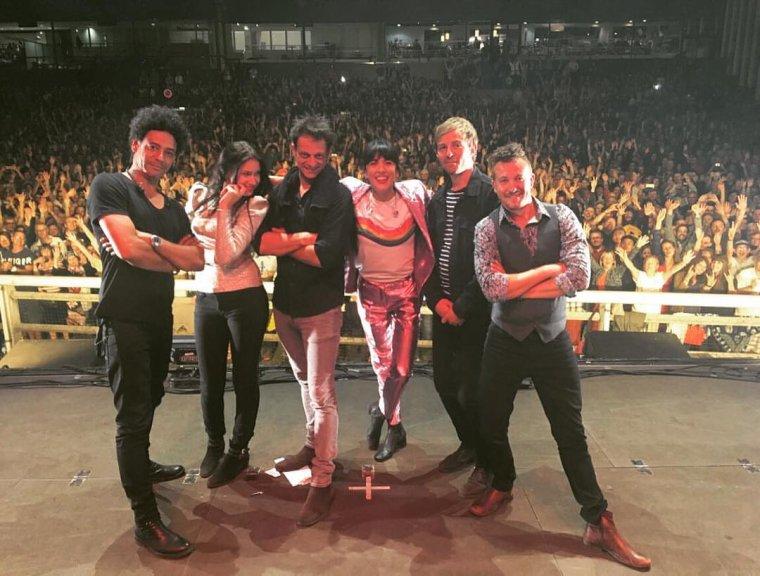 Nolwenn Leroy - Concert Gemme Tour - Hippodrome à Marcq-en-Bar½ul 13/07/2018