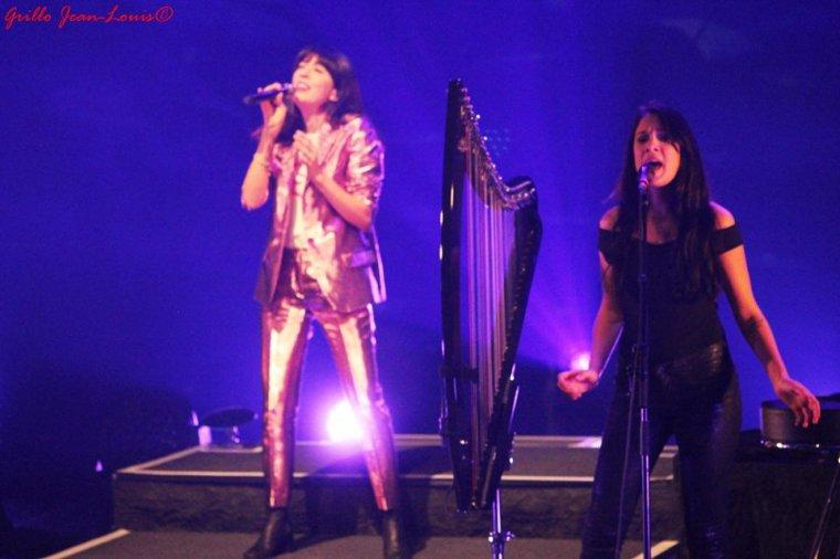 Nolwenn Leroy - Concert Gemme Tour - Grande Salle Arsenal à METZ - 04/10/2018