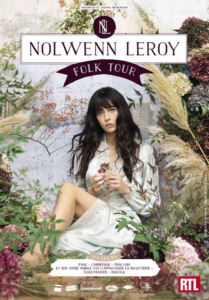 Nolwenn Leroy -  Folk Tour 2019 